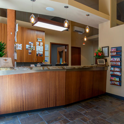 Lakeview Dentistry Front Desk